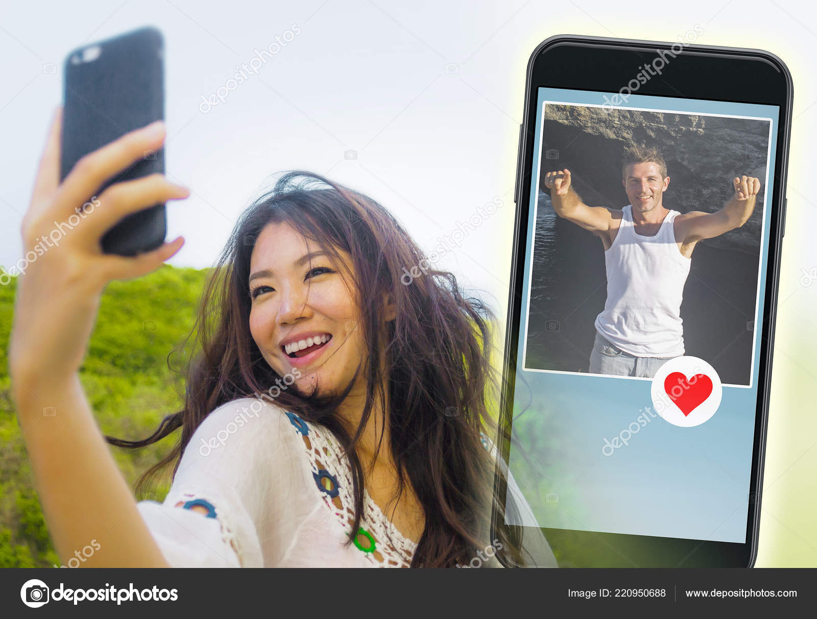 Chinese dating apps