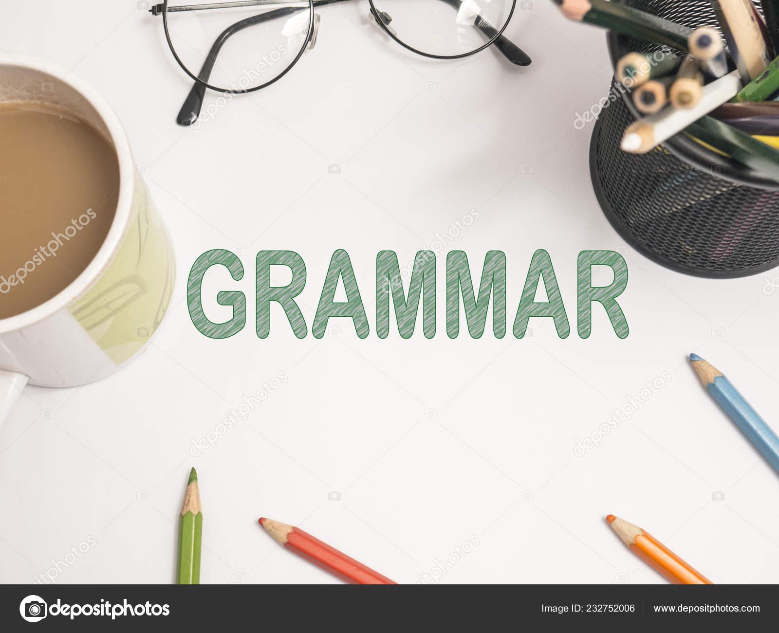 Grammatik Pädagogische Englisch Sprachlichen Geschäft