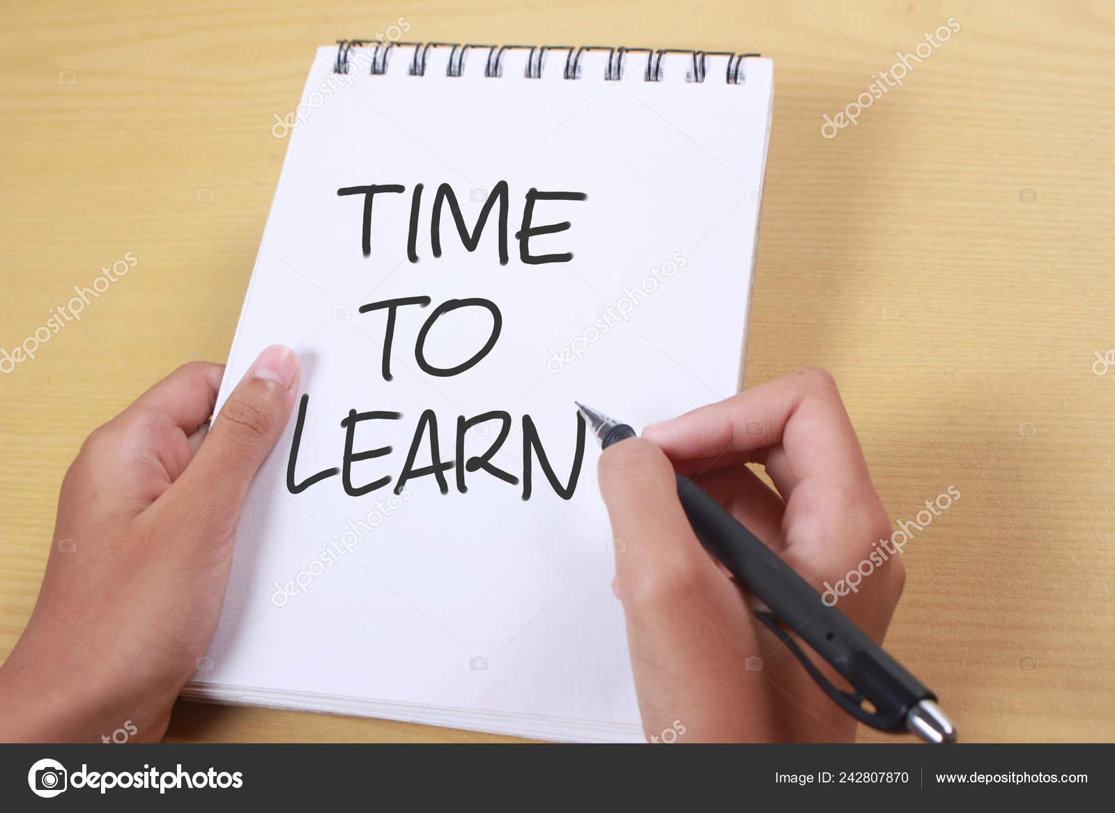 Zeit Lernen Unternehmen Motivierende Inspirierende Zitate