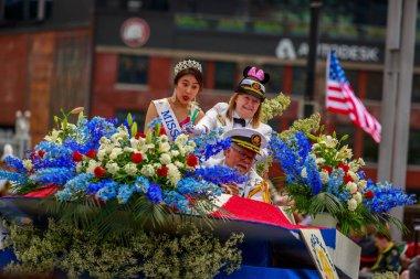 Portland Grand Floral Parade 2019