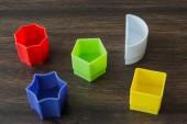 Childrens toys, molds for sand