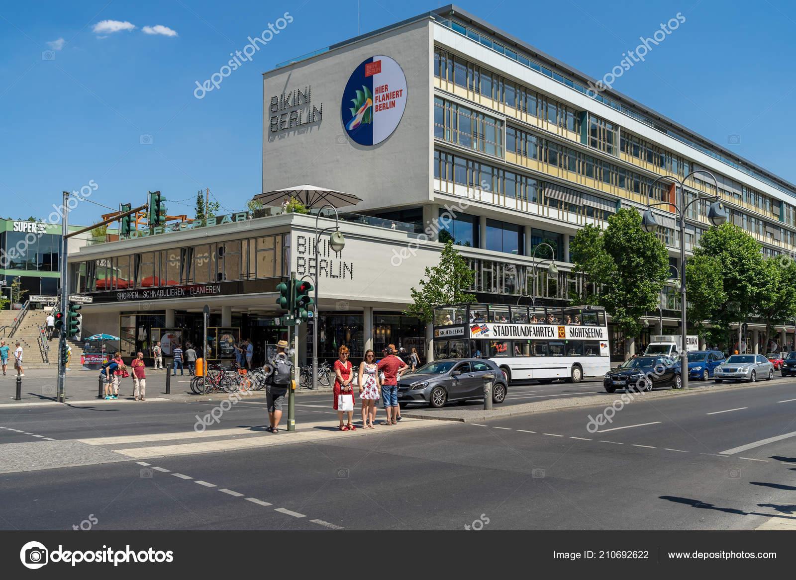 Berlin june multifunctional complex bikini berlin shopping