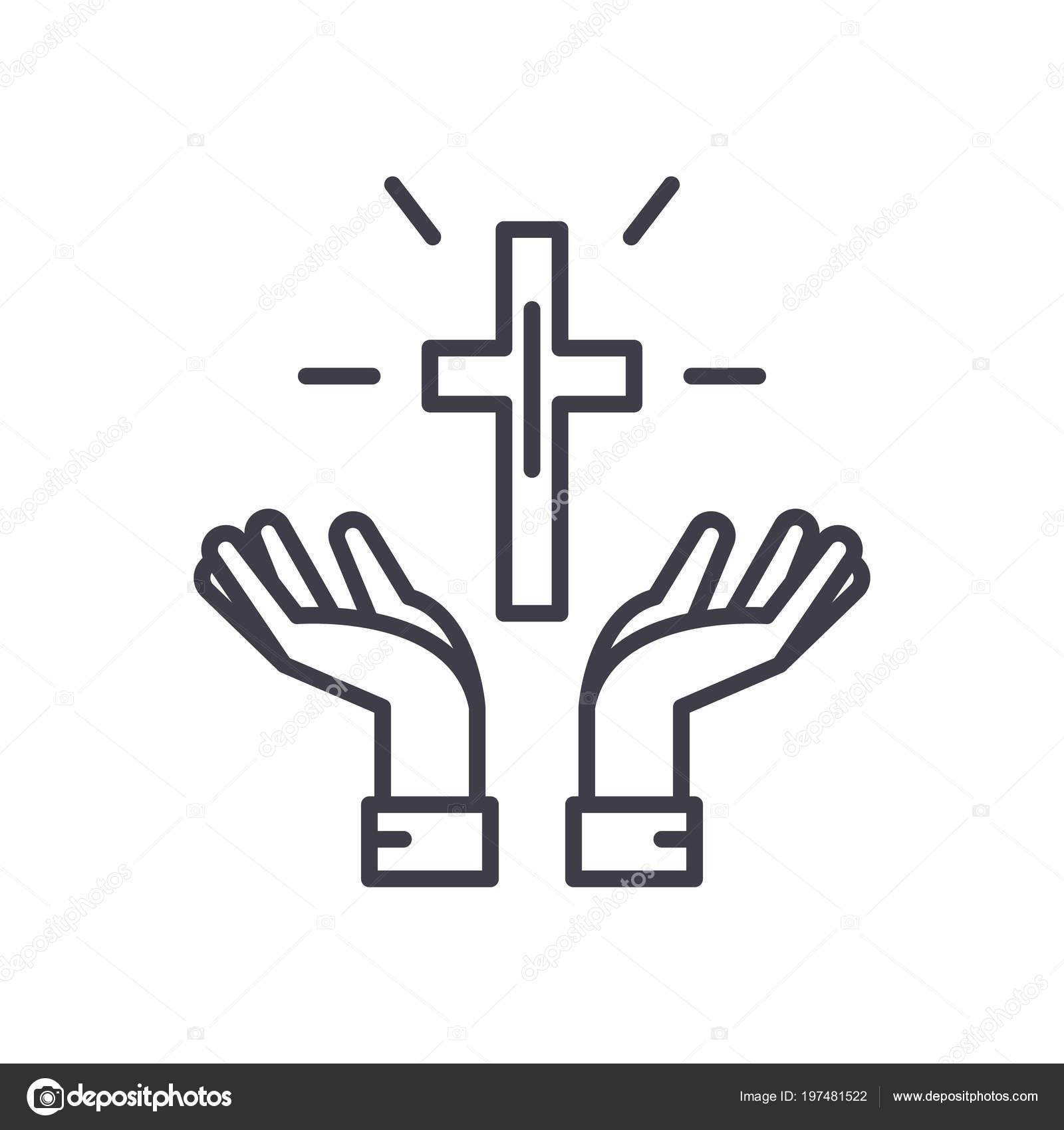 Zeichen Für Glaube