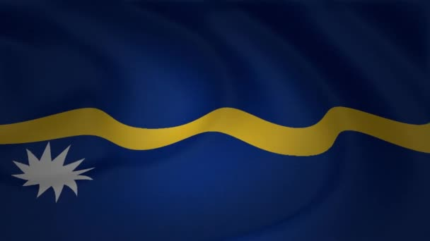 Vlajka Nauru je národním symbolem kolekce