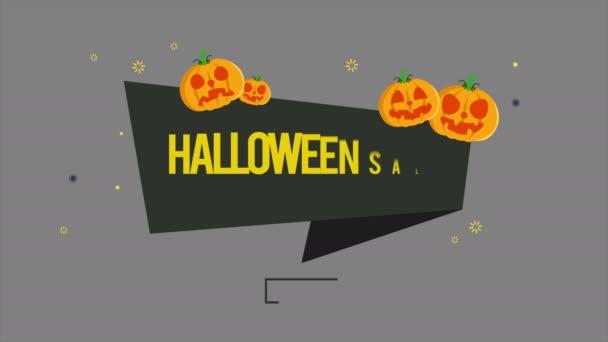 Animace Halloween prodej pouze tento obchod shop nyní pozadí