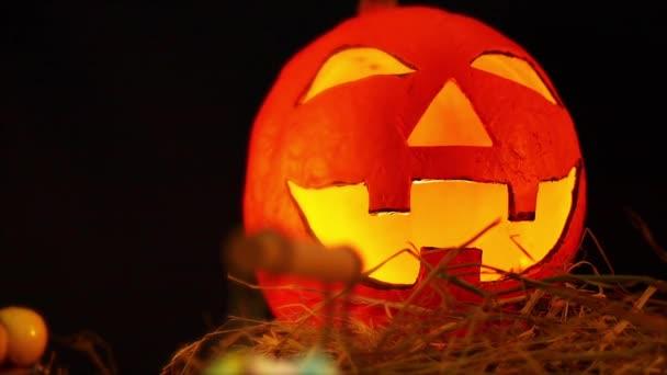 Animovaný Halloween téma s prop kolekce