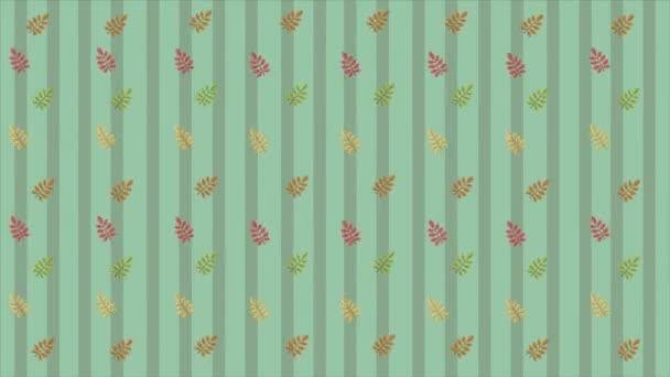 Podzimní den záběry pozadí styl kolekce