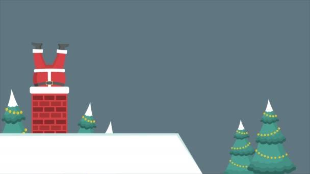 Karácsonyi táj háttér Mikulás felvételeket gyűjtemény