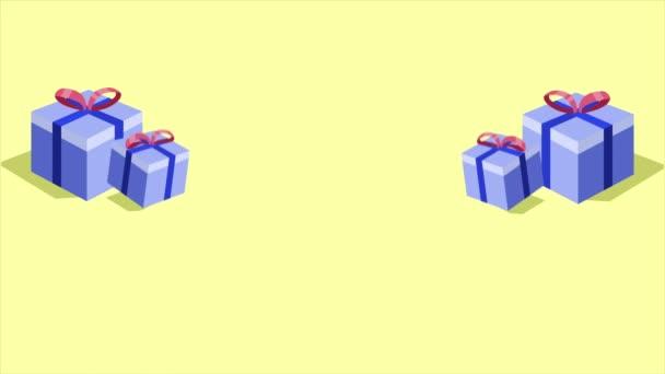 Animáció, Christmas Sale. Karácsonyi ajándék-gyűjtemény
