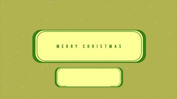 Animace pohlednice Veselé Vánoce prodej sbírky