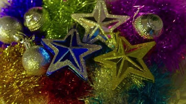 Záběry z kolekce vánoční hvězda a koule