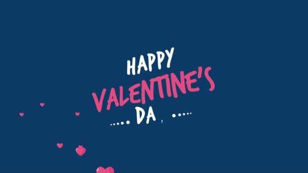 Záběry z pozdravem Valentýna s láskou kolekce