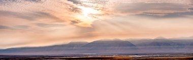 View of Lone Pine Peak, east side of the Sierra Nevada