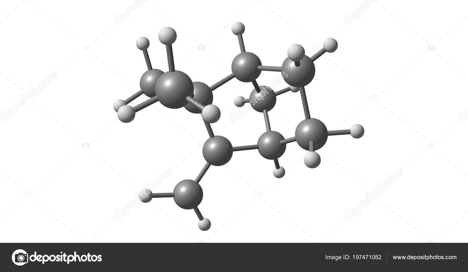 Camphene Bicyclic Monoterpene Nearly Insoluble Water Very