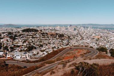 urban houses in San Francisco
