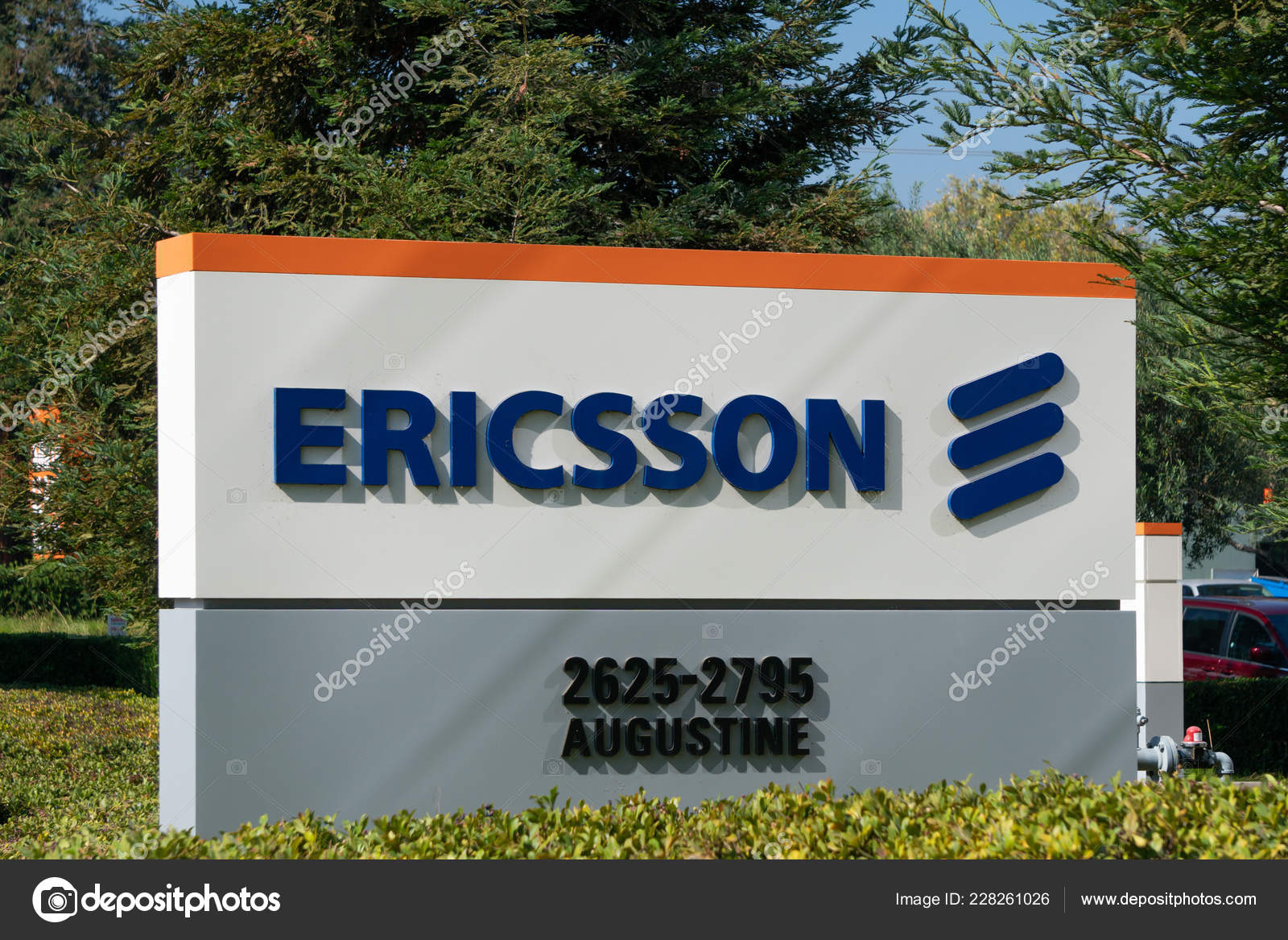 Santa Clara Usa October 2018 Ericsson Corporation Silicon Valley