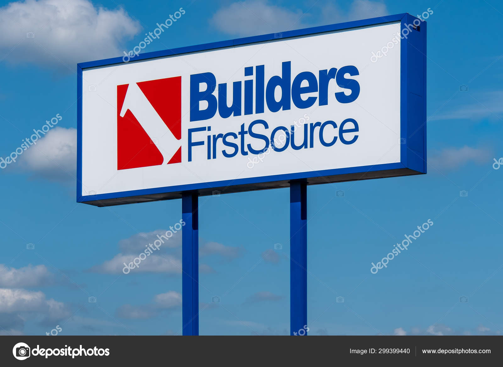 Builders FirstSource Exterior and Trademark Logo 12