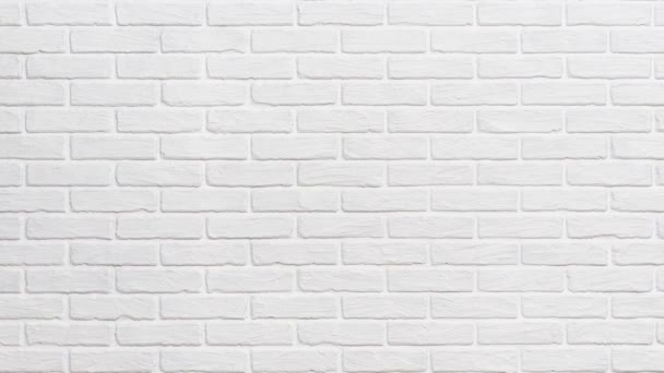 white brick wall background slide effect