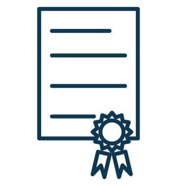 Degree isolated Vector Icon Editable