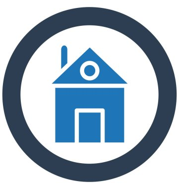 Home, house Isolated Vector Icon can be easily edit and modify