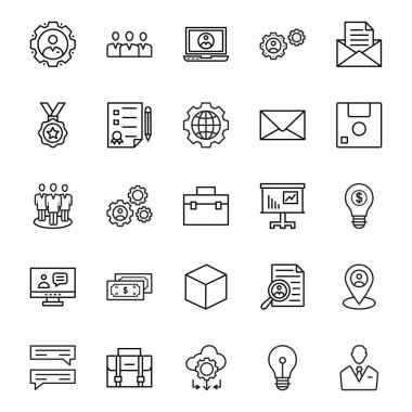 Digital Marketing Isolated Vector icon that can be easily edit or modified