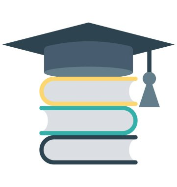 Books Color Isolated Vector Icon that can be easily modified or edit