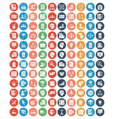 Business Trade Vector Icon editable