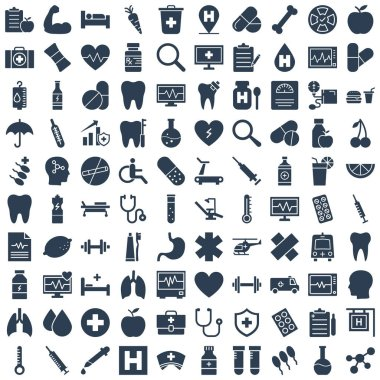 Medical and health Vector icon that can easily modify or edit