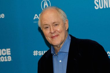 John Lithgow at arrivals for THE TOMORROW MAN Premiere at Sundance Film Festival 2019, George S. and Dolores Eccles Center for the Performing Arts, Park City, UT January 30, 2019. Photo By: JA/Everett Collection