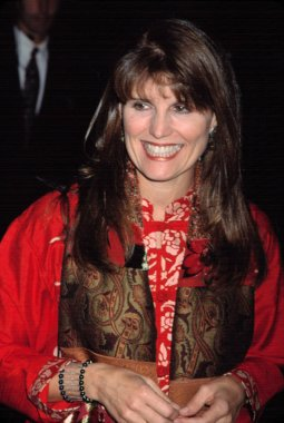 Lucie Arnaz at the premiere of IRIS, 12/02/2001, NYC