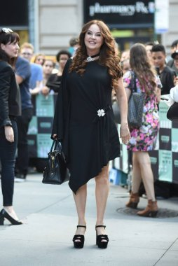 Sara Bareilles out and about for Celebrity Candids - WED, , New York, NY September 26, 2018. Photo By: Kristin Callahan/Everett Collection