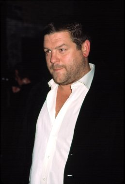 Ted Demme at DENIS LEARY FIREFIGHTERS FOUNDATION BENEFIT, NY 10/15/2001, by CJ Contino