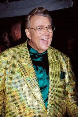 Rod Roddy at the Daytime Emmy Awards, 5/18/2001, NYC