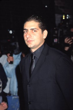 Michael Imperioli at DENIS LEARY FIREFIGHTERS FOUNDATION BENEFIT, NY 10/15/2001