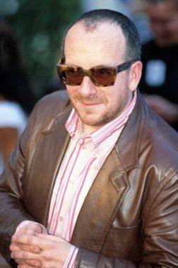 Elvis Costello at 2002 Grammy Awards, LA, CA 2/27/2002