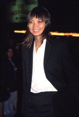 Irina Pantaeva at DENIS LEARY FIREFIGHTERS FOUNDATION BENEFIT, NY 10/15/2001