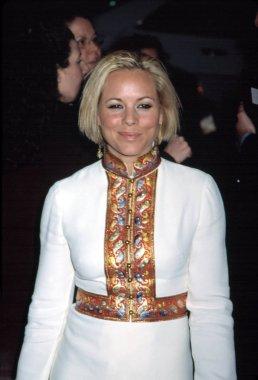 Maria Bello at AMFAR SEASONS OF HOPE BENEFIT, NY, 2/4/2002