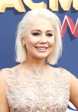 Raelynn at arrivals for 53rd Academy of Country Music (ACM) Awards - Arrivals 1, MGM Grand Garden Arena, Las Vegas, NV April 15, 2018. Photo By: JA/Everett Collection