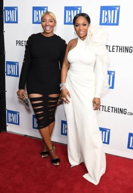 NeNe Leakes, Marlo Hampton at arrivals for 2018 BMI R&B Hip-Hop Awards, Woodruff Arts Center, Atlanta, GA August 30, 2018