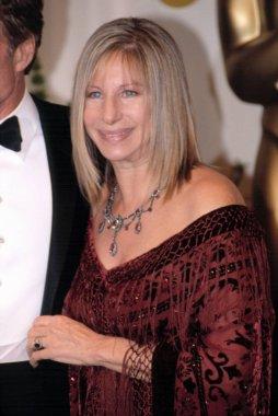 Barbra Streisand at the Academy Awards, 3/24/2002, LA, CA, by Robert Hepler.