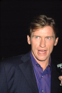 Denis Leary at DENIS LEARY FIREFIGHTERS FOUNDATION BENEFIT, NY 10/15/2001