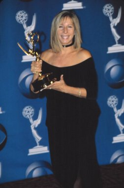 Barbra Streisand at Emmy Awards, LA, CA 11/4/2001