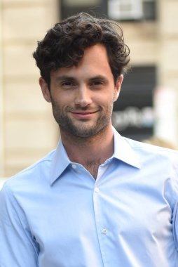 Penn Badgley out and about for Celebrity Candids - WED, , New York, NY September 5, 2018. Photo By: Kristin Callahan/Everett Collection