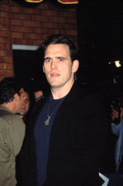 Matt Dillon at DENIS LEARY FIREFIGHTERS FOUNDATION BENEFIT, NY 10/15/2001