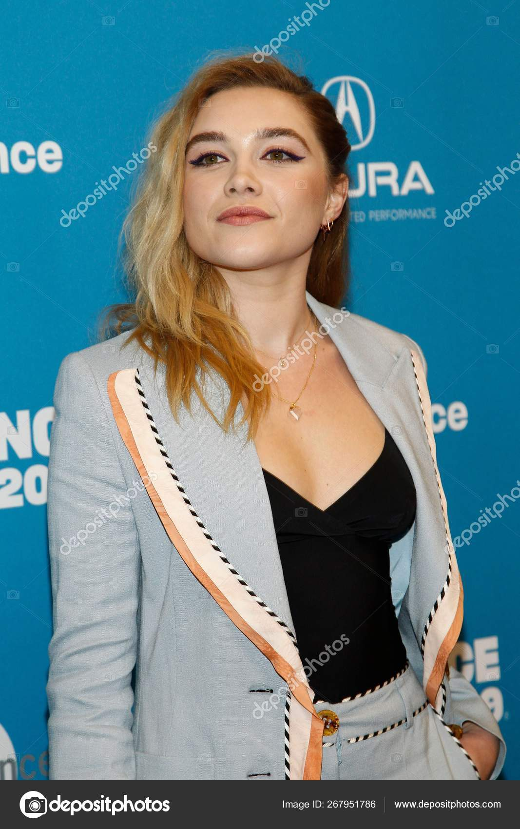Florence Pugh 2019 >> Florence Pugh Arrivals Fighting Family Premiere Sundance