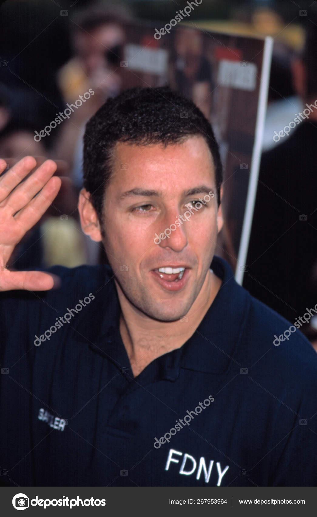 Adam Sandler Premiere Deeds 2002 Contino Stock Editorial Photo C Everett225 267953964