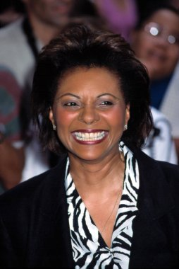 Leslie Uggams at the premiere of Jurassic Park 3, NYC, 7/17/2001