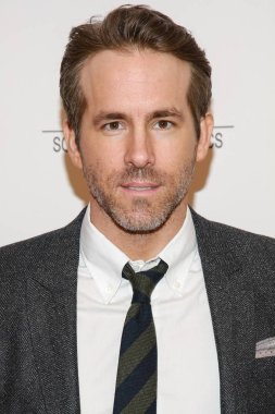 Ryan Reynolds at arrivals for Sony Pictures Classics FINAL PORTRAIT Premiere, Solomon R. Guggenheim Museum, New York, NY March 22, 2018