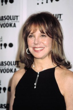 Marlo Thomas at the GLAAD Media Awards, NYC, 4/7/2003