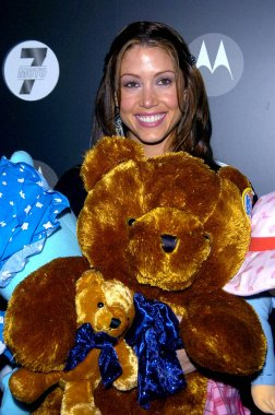 Shannon Elizabeth at arrivals for MOTO 7 Motorola TOYS FOR TOTS 7th Anniversary Benefit, The American Legion, Hollywood, CA,  November 03, 2005. Photo by: David Longendyke/Everett Collection